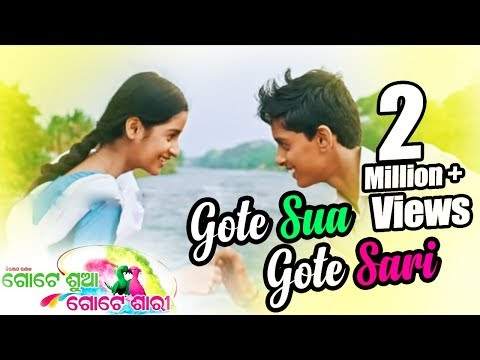 Gote Sua Gote Sari HD Video Song | Gapa Hele Bi Sata Odia Movie 2016 | Anubhav, Barsha