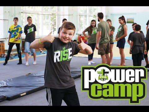FCA Ukraine Power Camp 2016