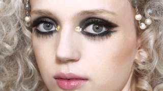 Образы с показа Chanel, resort 2015:макияж,прически(asmr)/CHANEL RESORT 2015 MAKE UP AND HAIR