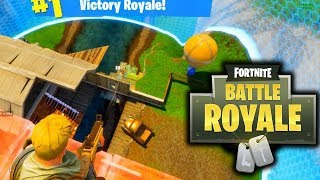 INSANE FORTNITE BATTLE ROYALE GAMEPLAY!!!