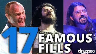 The 17 Most Iconic Drum Fills