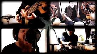 Steve Vai Cover - Dirty Black Hole - Xerath