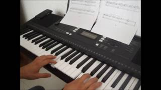 Morning breaks (Piano Cover) - Craig Armstrong