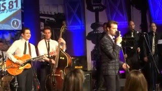 Peter Andorai & the Graceband  - When My Blue Moon Turns to Gold Again @ Elvis 81