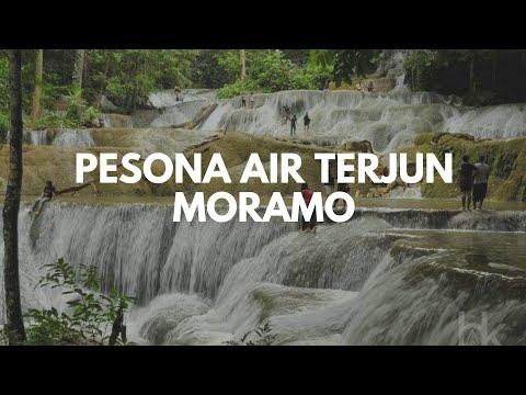 78+ Gambar Air Terjun Moramo Paling Bagus