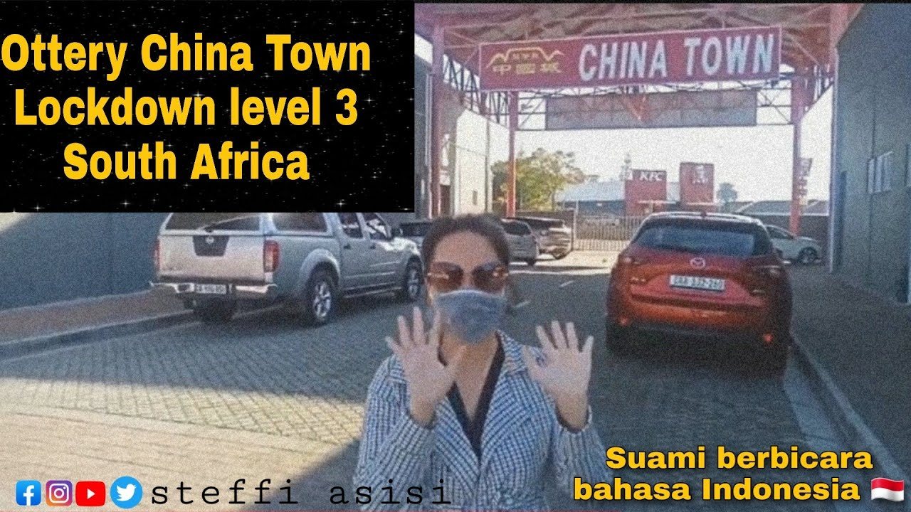 CHINA TOWN IN CAPE TOWN SOUTH AFRICA/LOCKDOWN LEVEL 3 ...