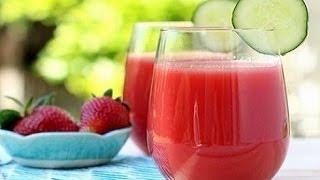 Refreshing Watermelon Juice Recipe
