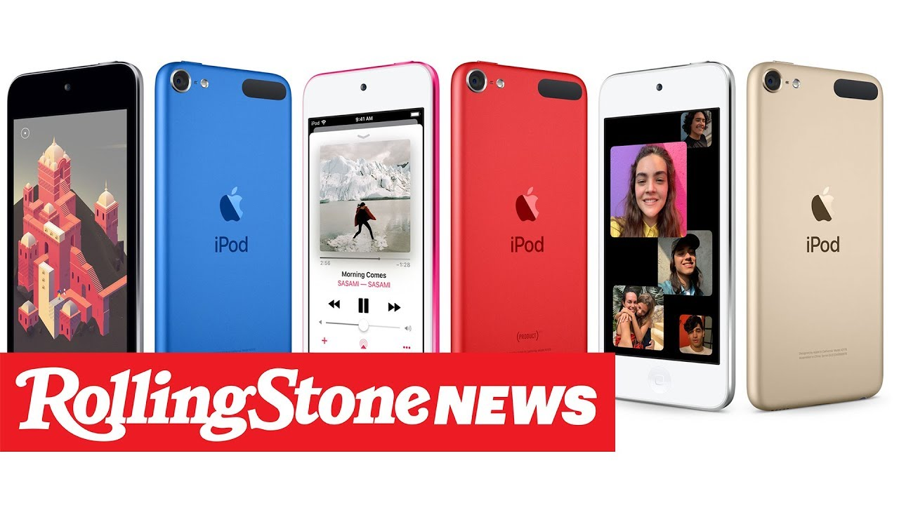 Apple's Newest Innovation Is… the iPod | RS News 5/30/19