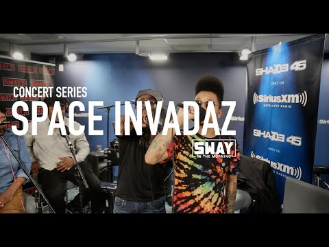 """Space Invadaz Speak on How They Met Talib Kweli + Perform Tracks from  """"Contact"""""""