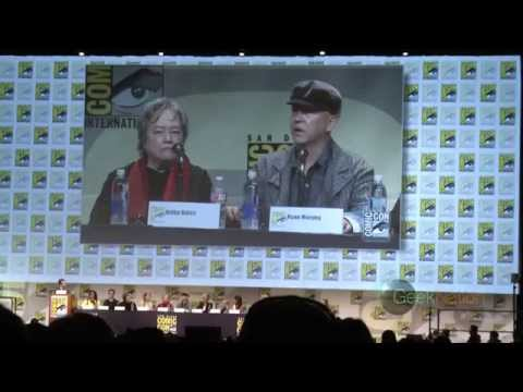 San Diego Comic-con 2015 American Horror Story Full Panel