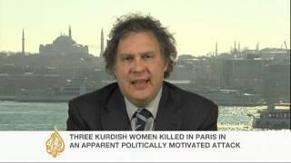 Turkey expert discusses killings of Kurdish women