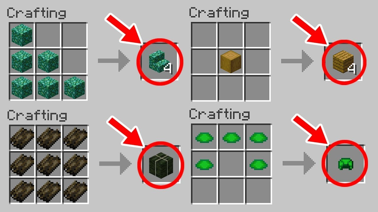 how to change recipes in minecraft mods