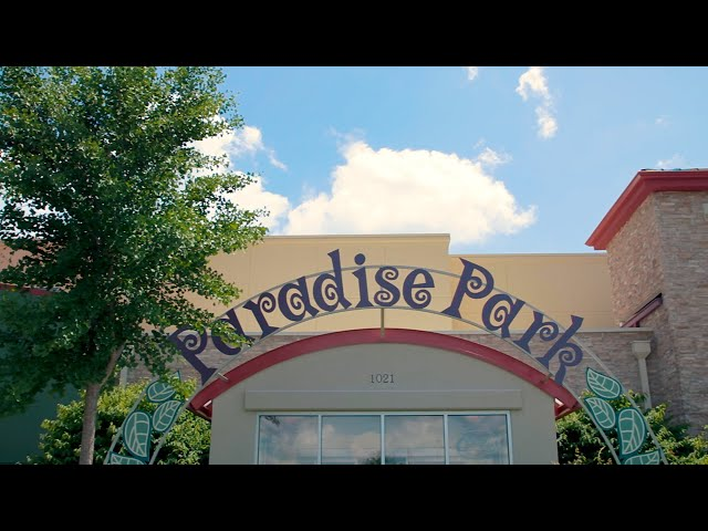 LSR7 is coming to Paradise Park