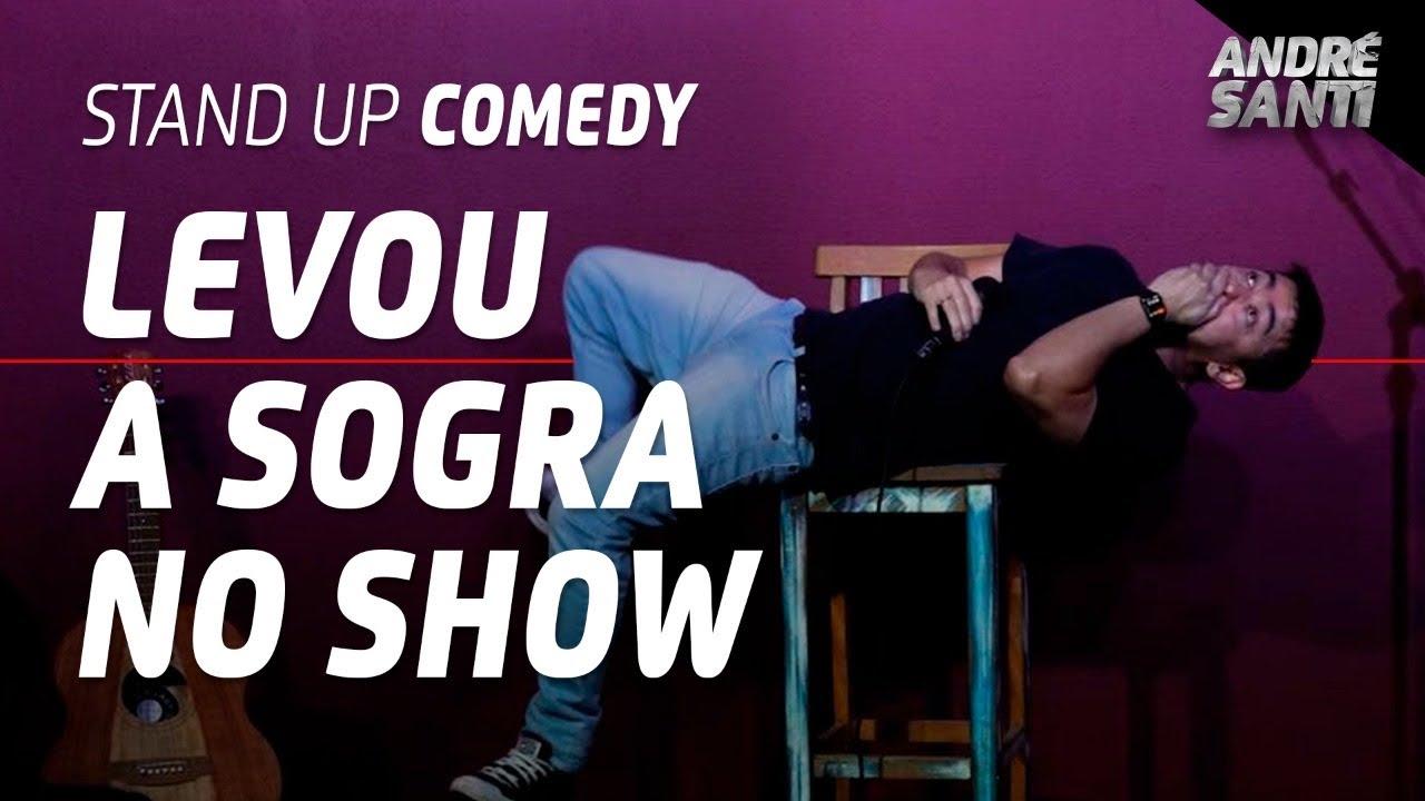 FOI NAMORAR EM OUTRO ESTADO | André Santi | Stand Up Comedy