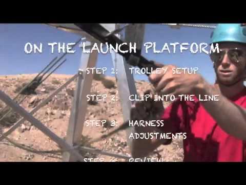 FLIGHTLINES Las Vegas - A ZIP-LINE ON STEROIDS!