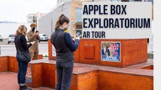 Apple Box Exploratorium AR Tour Promotional Video