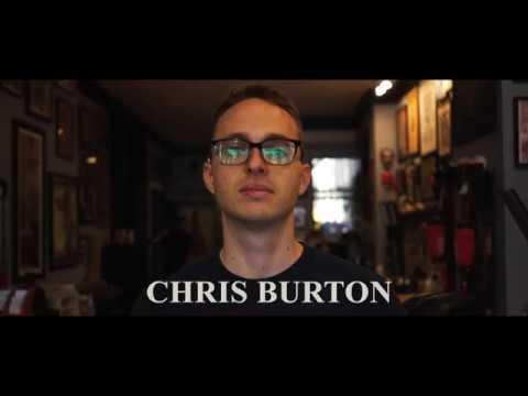 Chris Burton - Electric Anvil Tattoo Brooklyn
