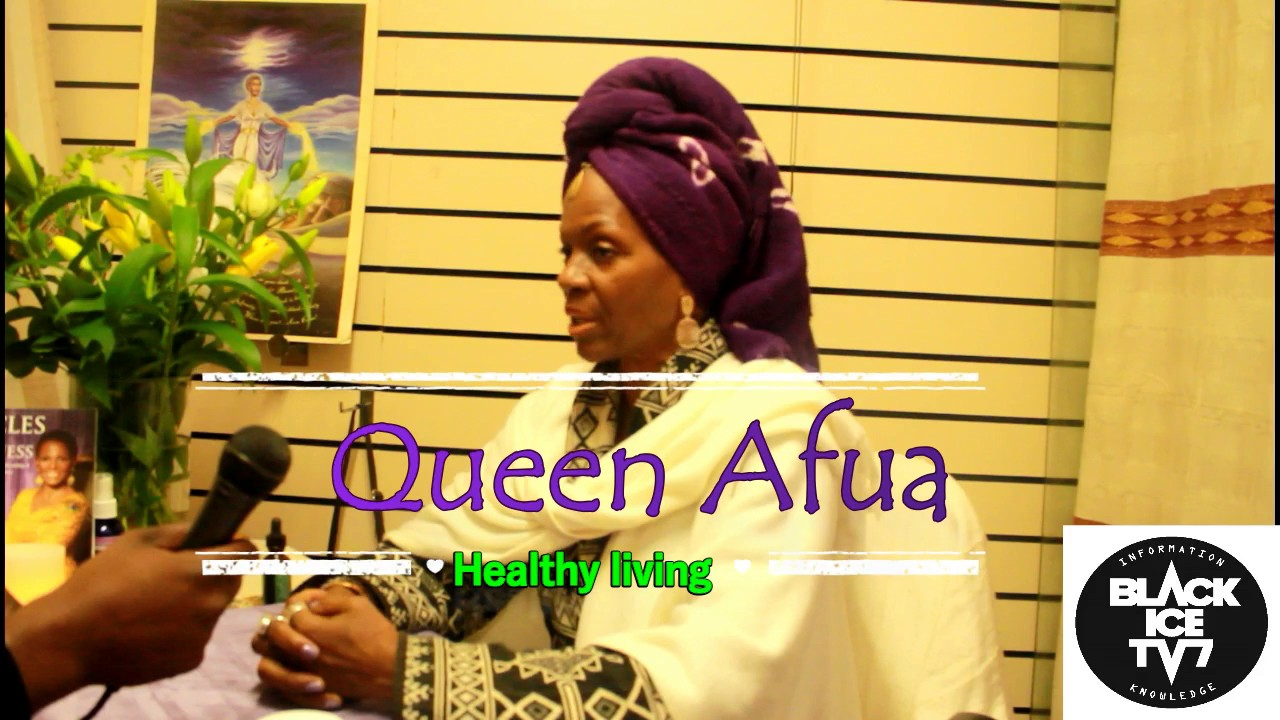 Queen Afua gives her road map to wellness