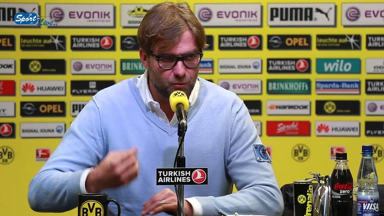 BVB Pressekonferenz vom 28.November 2013 vor dem Spiel FSV Mainz 05 gegen Borussia Dortmund