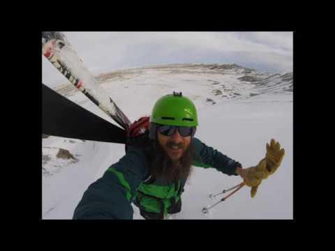 Mountain View Ski Tour