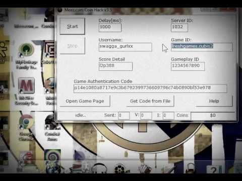 Meez Hack - Coin Generator v3.5