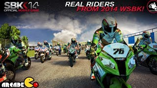 SBK14 Official Mobile Game - Motorcycle Racing