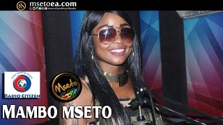 KUSH TRACEY Answers Mzazi Willy Tuva's Tough Questions On Mambo Mse...