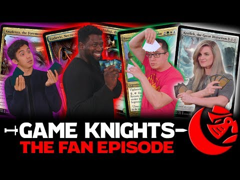 FAN Vs Game Knights L Episode #24 L Magic: The Gathering Commander EDH Gameplay