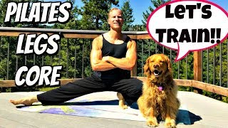 Pilates Abs - Legs and Core BURNER