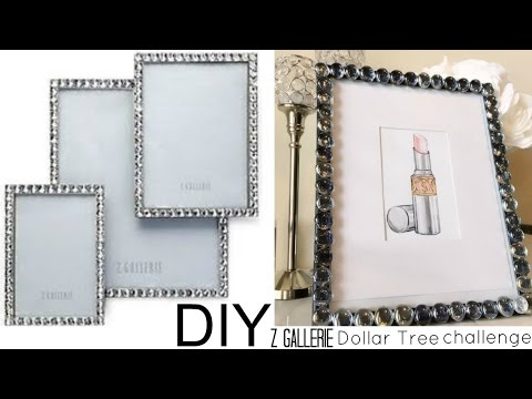 DOLLAR TREE DIY ZGALLERIE INSPIRED FRAME
