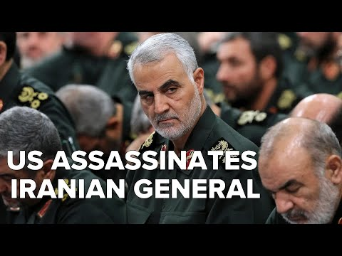 Mideast on Edge after US Assassinates Iranian General, What's Next? 01/03/20