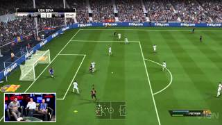 FIFA 14 PlayStation 4 Gameplay (Demo) - IGN Live