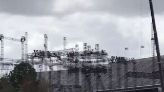WrestleMania 33 Stage News - A Rollercoaster!?