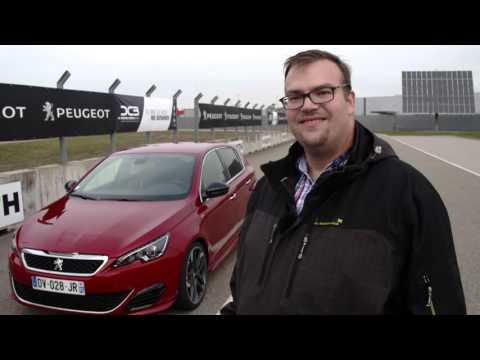 Peugeot 308 GTi im Autotest der OTZ