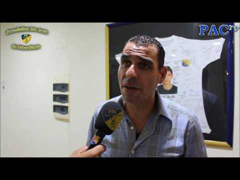 ZETCHI Kheireddine : Le Club des Amis du Paradou AC