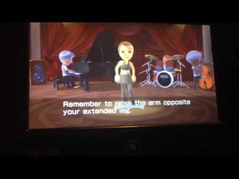 Wii Fit U - Jazz