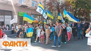 День независимости 2019: как отметили в Харькове, Запорожье, Днепре и Ужгороде