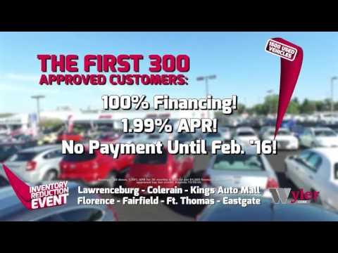 Jeff Wyler Kings Nissan - November Used Vehicle Special Nissan Columbus OH