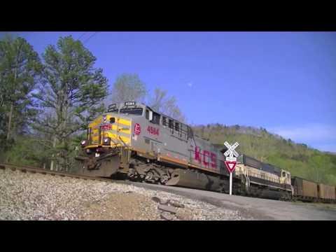 Epic Chattanooga, TN Railfanning (April-May 2014)