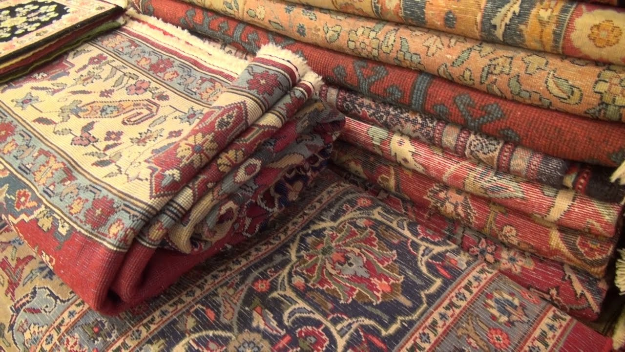 How to buy a carpet in Turkey - YouTube