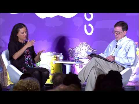 Jesmyn Ward: 2017 National Book Festival