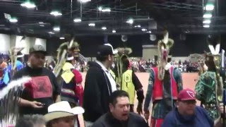 Yellow Hammer - Special Song - Choctaw PowWow 2015