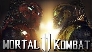Mortal Kombat 11: THE CYBER LIN KUEI RETURN!