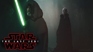 Star Wars The Last Jedi Exciting News Of Snoke & Luke Skywalker SPOILERS