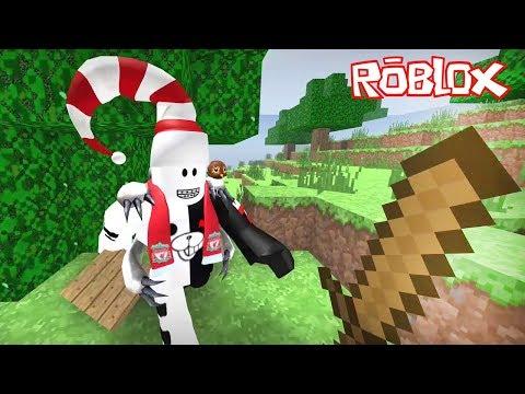 Minecraft Oynuyoruz ⛏️ Roblox Mineverse!