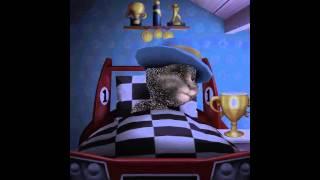 Видео геймплея «Мой Говорящий Том»