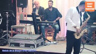 NELUTU DE LA BRASOV & GABI IORGA SAX (vest music) - Program Banatenesc new up2017