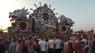 Intents Festival 2014 zondag - geen geluid op de mainstage (no sound at the mainstage)