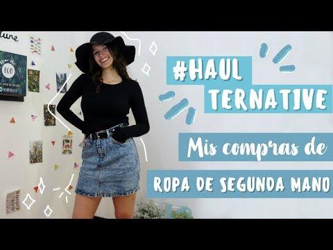 Haulternative: ROPA USADA TryOn 🌟  | Hear the Eco - Fashion Revolution