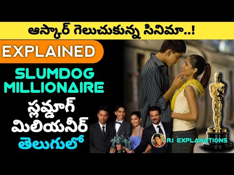 Download Slumdog Millionaire Movie Explained in Telugu   Slumdog Millionaire Full Movie in Telugu   RJ